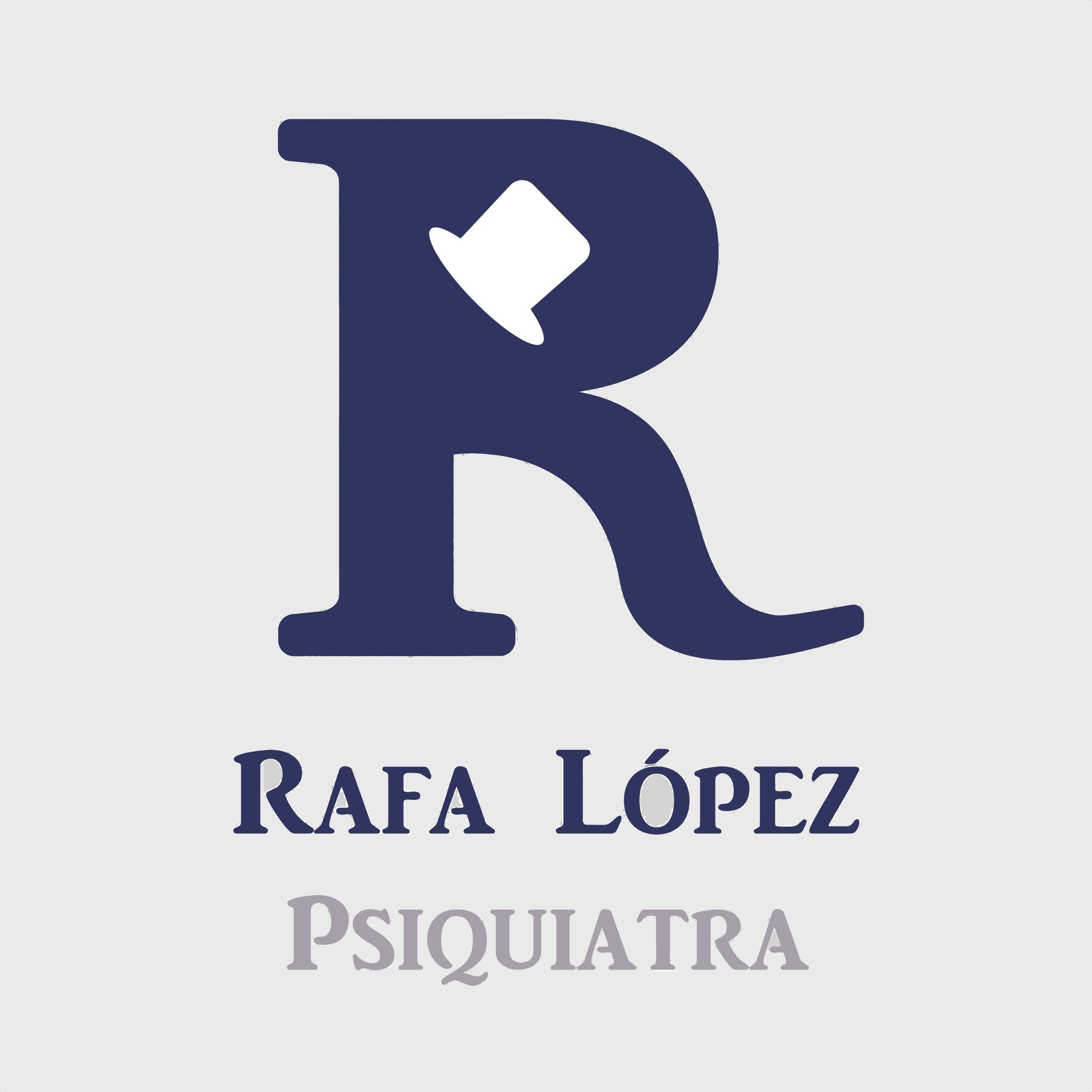 Psiquiatra Rafa Lopez – Host del podcast Supracortical Logo